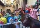 Neix una colla gegantera d'infants i joves que amenitza les festes de barri de Solsona