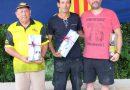 José Ruiz guanya la tirada de bitlles de la Festa Major d'Olius