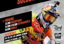 Solsona escalfa motors pel campionat mundial d'enduro amb un mototerra, aquest dissabte