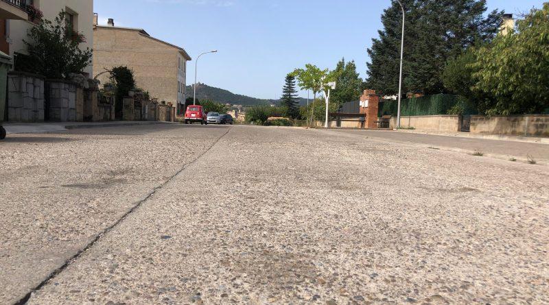 L'Ajuntament de Solsona reasfaltarà 7.000 metres quadrats de carrers