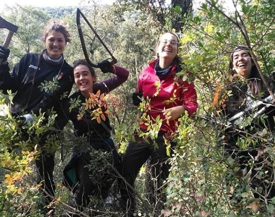 Solsona acollirà una de les quatre jornades obertes de voluntariat ambiental de la Xarxa per a la Conservació de la Natura