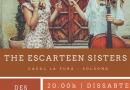 Un concert de la formació 'The Escarteen Sisters' tanca el cicle 'Cultura amb nom de dona'