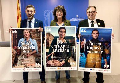 El DARP engega una campanya per conscienciar sobre la importància del sector primari català i la qualitat dels seus productes