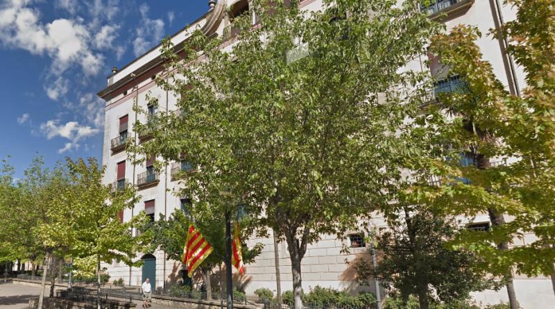 Els jardins del Palau Episcopal al Vall Calent són de titularitat municipal