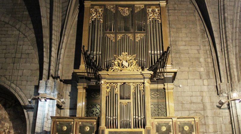 La Comissió Orgue de Solsona posa en marxa una campanya d'apadrinament de tubs de l'orgue