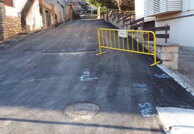 Sant Llorenç inverteix 51.500 euros en la pavimentació de carrers