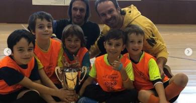 L'equip de l'escola El Vinyet guanya la segona edició de la Copa Tió del Futbol Sala Solsona