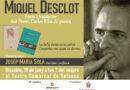 Òmnium Solsonès proposa per dissabte una tertúlia literària al voltant de dues obres de Miquel Desclot