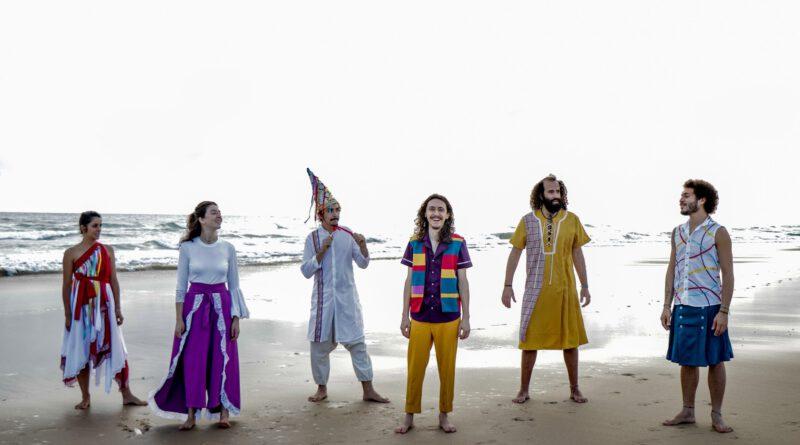 El grup musical Cao Laru visita Solsona en la seva gira europea